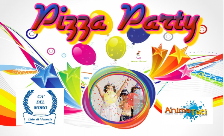 Pizza Party per bambini