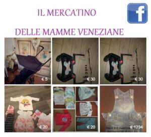 Il mercatino delle mamme venezia