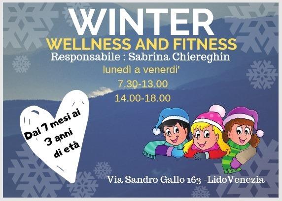 Winter Wellness and Fitness