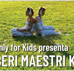 """Spettacolo per famiglie """"Alberi Maestri Kids"""""""