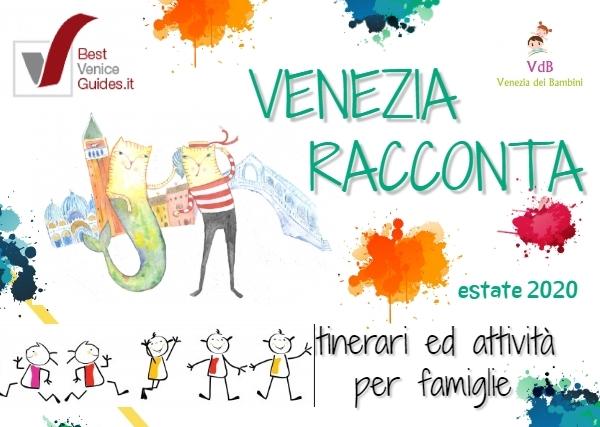 Venezia Racconta Estate 2020