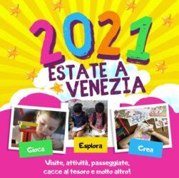 estate a venezia con i bambini